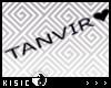 K! Tanvir Headsign. Cst.