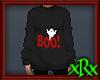 Halloween Sweatshrt Boo2