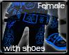[GEL] Blue Punk Jeans