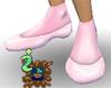 Light Pink Ballet Shoes