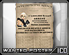 ICO Rindy Wanted Poster