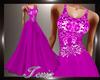 (T) Dress Marcia perpl