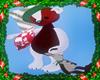 [Gel]Xmas Teddy w rabbit