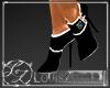 [LZ] Black White Heels