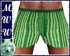 Melon Rind Shorts