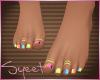 [SM]Feet Rainbowe W