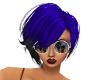 Gurley Girl black/Purple