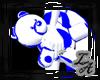[LA] Blue anime teddy