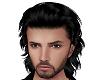 Medium Black/ Wavy Hair