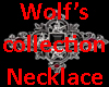 Wolfs Necklace