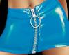 Miz Nightlife Skirt Blue