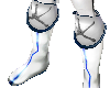 Quincy Armoured Boots