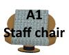 A1 staffchair
