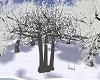 Winter Tree w/Swing
