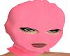 Pink Masked Hat