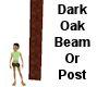(MR)Dark Oak Beam