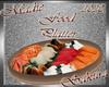 !a Sakura Food Platter