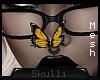 s s Nose butterfly