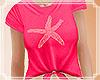 Starfish Pink T-Shirt