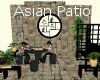 (VS) Asain Patio