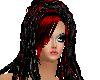 MEDUSSA RED & BLACK