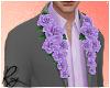Purple Romance Suit
