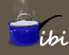 ibi Boiling Pot Blue