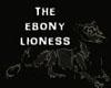 Ebony Lioness top M
