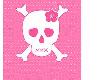 #mrm#Sexy pink skull