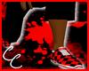 +Cc+ Checkz red shoez