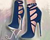 N. Blue Heels