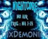 Nightcore No air