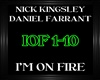 Nick Kingsley~I'mOnFire