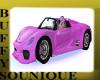 BSU Pink Ferrari Spyder