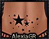 [A] Star Belly Tattoo
