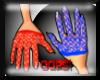 {O}France Gloves