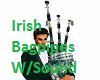 Irish Bagpipes W/Sound