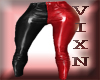 Vinyl Mixed pants RL