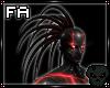(FA)DreadHorns Red