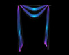 NEON HARD ROCK CURTAIN