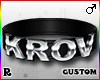 ☢! Krov Collar Silver