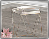 Rus: Luxe end table