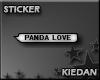 [KG] Panda Love