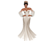 Ivory Romance Gown
