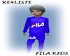 KIDS►Outfit Fila