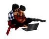 Animated Laptop Hugs 1
