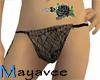Cobweb Bikini /rose tat