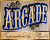 I~Arcade Sign
