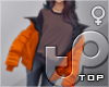 TP Open Bomber - Orange