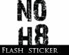 NOH8 ii flash